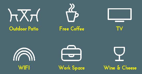 Lounge Icons